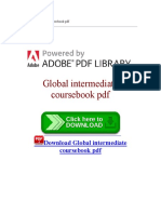 Global Intermediate Coursebook PDF