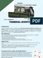 Jaquissone Lima- Terminal Rorodiviario