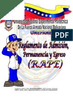 REGLAMENTO DE ADMISION, PERTENENCIA Y EGRESO (RAPE).pdf