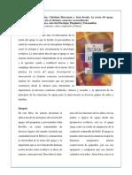 Anuncio Gojman-Sonia Teoriia Del Apego