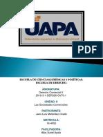 Tarea I Y  II de Derecho Comercial II.pptx