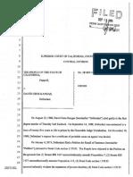 Fresno Judge Rules SB 1437 Constitutional