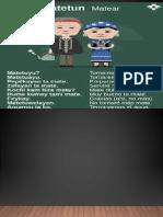 La Lengua de Los Mapuches