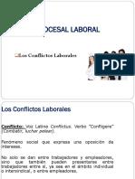 2da._clase Los Conflictos Laborales