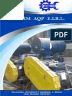Brochure Shomim - 2019