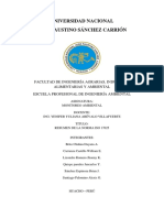 Resumen de La Norma Iso 17025 y Acreditacion Monitoreo