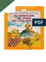 Caratula Alonso en El Pais de Los Incas