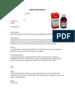 AMOXICILINA FRASCO