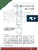 Biocosmology – Neo Aristotelism