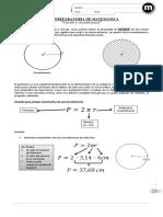 Guia 7° preparatoria circunferencia y círculo