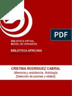 Cristina Rodríguez Cabral. Memoria y resistencia - selección de poemas y relatos.pdf