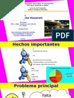 Caso Mozarelli Diapositivas