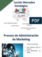 Proceso de Administración de Marketing