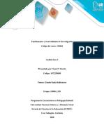 Trabajo de Fundamento y Generalidades Analisis