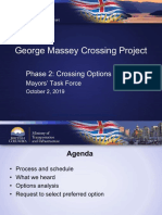 GMC Project - Presentation at Task Force Meeting Oct 2, 2019