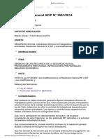 Rg 3591-14 IMT Aplicables a La Actividad de Lavaderos Industriales de Ropa