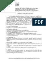 Edital Nº 27 2019 Programa de Pós Graduação Em Agroecologia10178