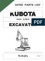 Parts List U50