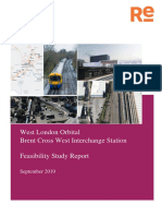 WLO Brent Cross West Interchange Feasibility Study Report Rev P02 (1)