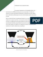Efectos Del Aceite de Inmersión en El Microoscopio