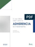 Libro Adherencia