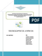 4. Neurolepticos Atipicos Resumen