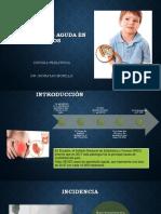 Apendicitis Aguda en Niños