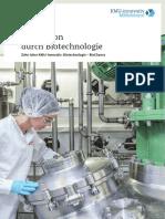 Innovation Durch Biotechnologie