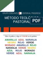 Metodo Teologico Pastoral General 2019