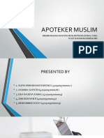 Apoteker Muslim Ppt Pak Barita