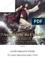Autoridade do crente