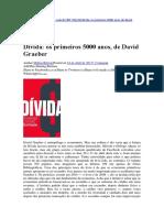 David Graeber - Dívida - Resenha 3.docx