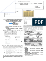 Modelo provafisica1