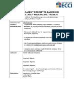 Taller N°1 GENERALIDADES Y CONCEPTOS BÁSICOS - II2019 (1)