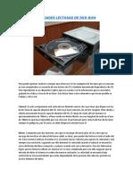 Unidades Lectoras de Dvd