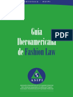 Guía Iberoamericana de Fashion Law