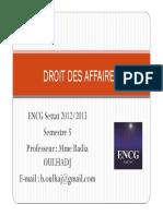 Droit Des Affaires- Slides-1