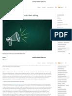 Ingresos Por Publicidad en Tu Web o Blog