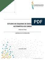 Informe Final Estudio de EDAC 2018