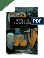 LESLIE BETHELL (ed.) - Historia de América Latina, Tomo 15