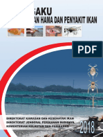 Buku Saku Pengendalian Hama dan Penyakit Ikan