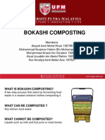 Group 4 Bokashi Composting