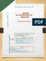Fundamentos Procesos de Medicion Ntc 10012