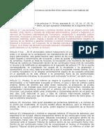 Ley 10704 (Reforma 8369 y Ley Orgánica)