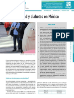 Obesidad y Diabetes Tesis