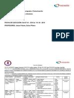Correcciones Planificaciones II Lapso 2015-2016