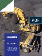 Komatsu - Mining Division - PC7000-11