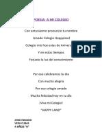 POESIA  A MI COLEGIO.doc