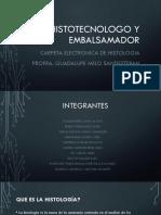 Carpeta Electronica de Histologia