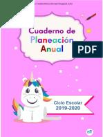 Plan Anual 19 20